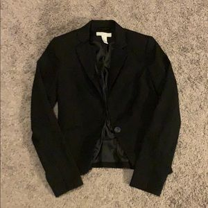 Like new black H&M blazer